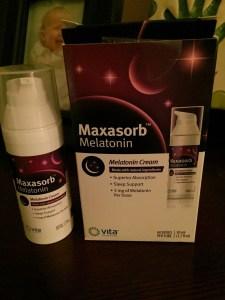 Maxasorb Melatonin Cream