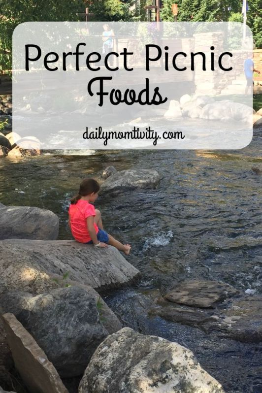 A list of great ideas for your next family picnic.