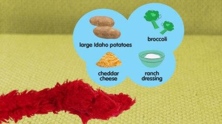 elmo recipe ingredients