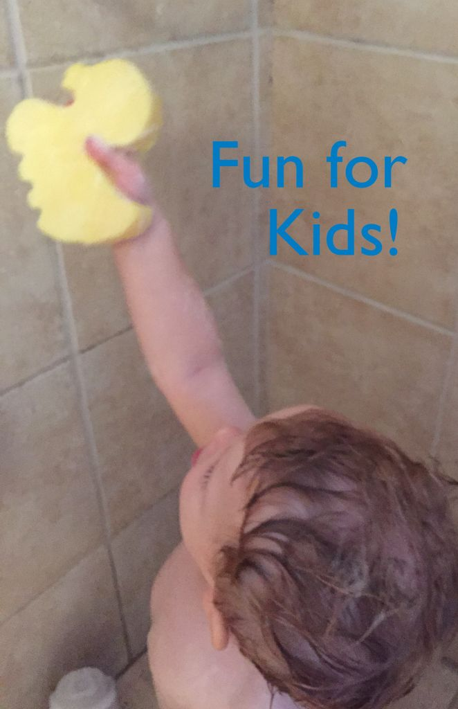 spongelle bath sponge for kids