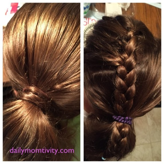 hair for girls #dailymomtivity