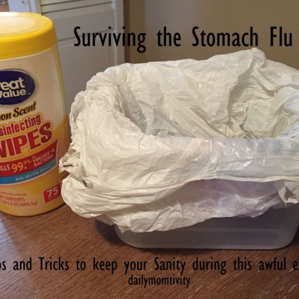 Survive The Stomach Flu With These Easy Tips