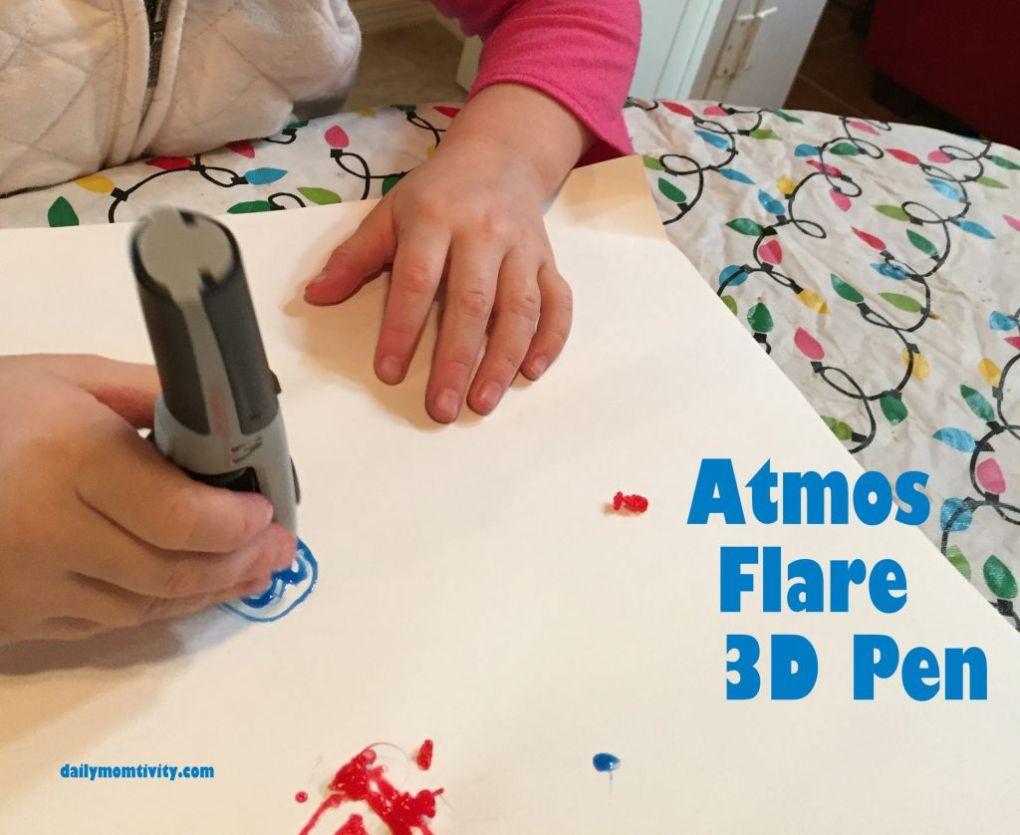 atmos flare 3D pen