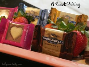 A Sweet Pairing Date Night at Home & Giveaway!