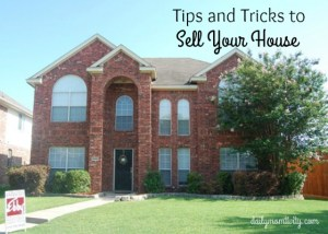 Tips and Tricks When Selling a House