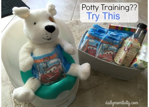 Make Potty Training Fun!!