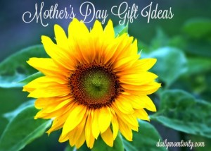 Mother's Day Gift Ideas for 2016
