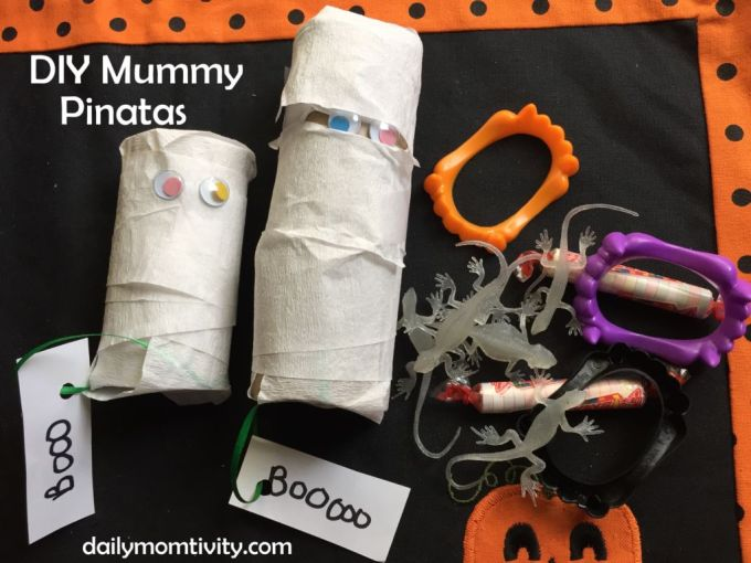 mummy-pinatas