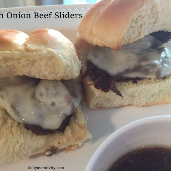 French Onion Beef Sliders