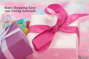 Giving Assistant- An Easy Way to Shop