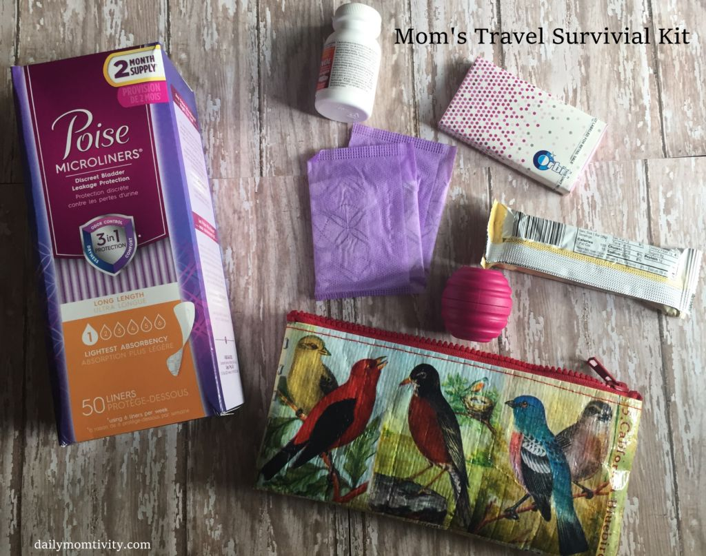 Mom's Travel Survival Kit