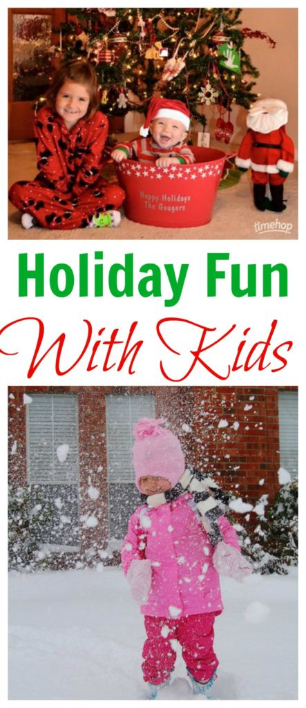 A list of fun things to do with kids this holiday season