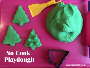 No Cook PlayDough