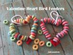 Valentine Heart Bird Feeder