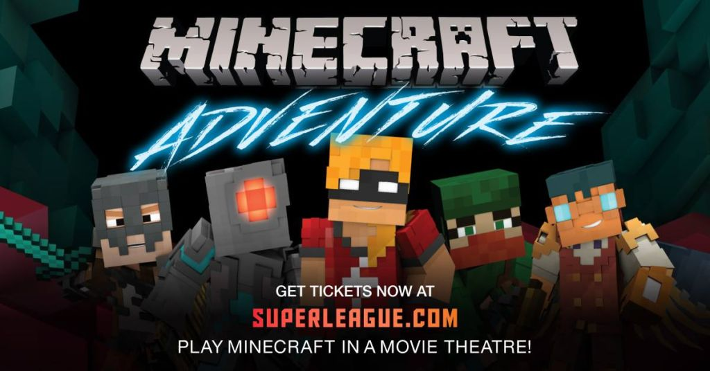 Minecraft is Coming to Dallas