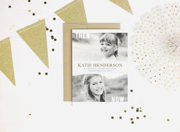 Graduation Announcements and Custom Designed Stationery