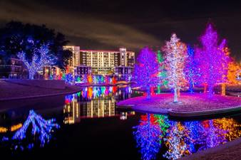 holiday events in Dallas