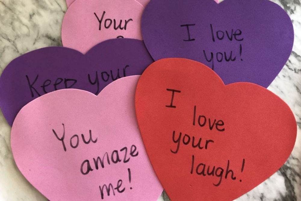love messages for kids