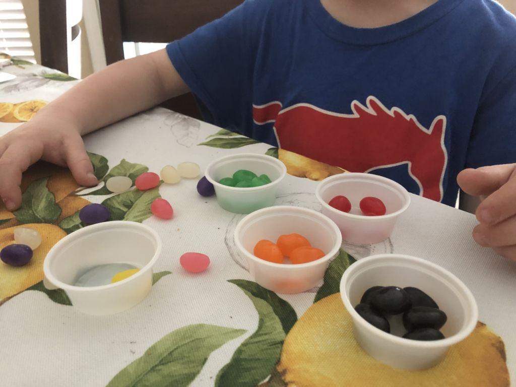 jelly bean activities