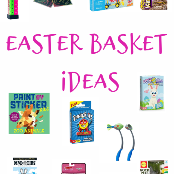 Easter Basket Ideas {All from Amazon}