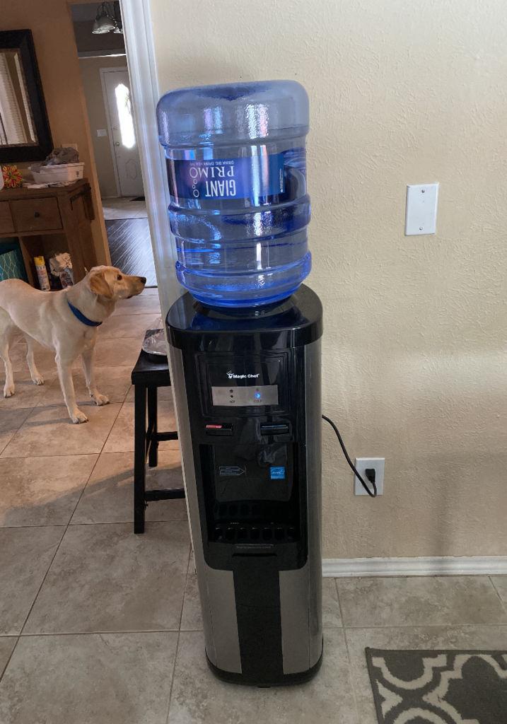 Newair Magic Chef Water Dispenser