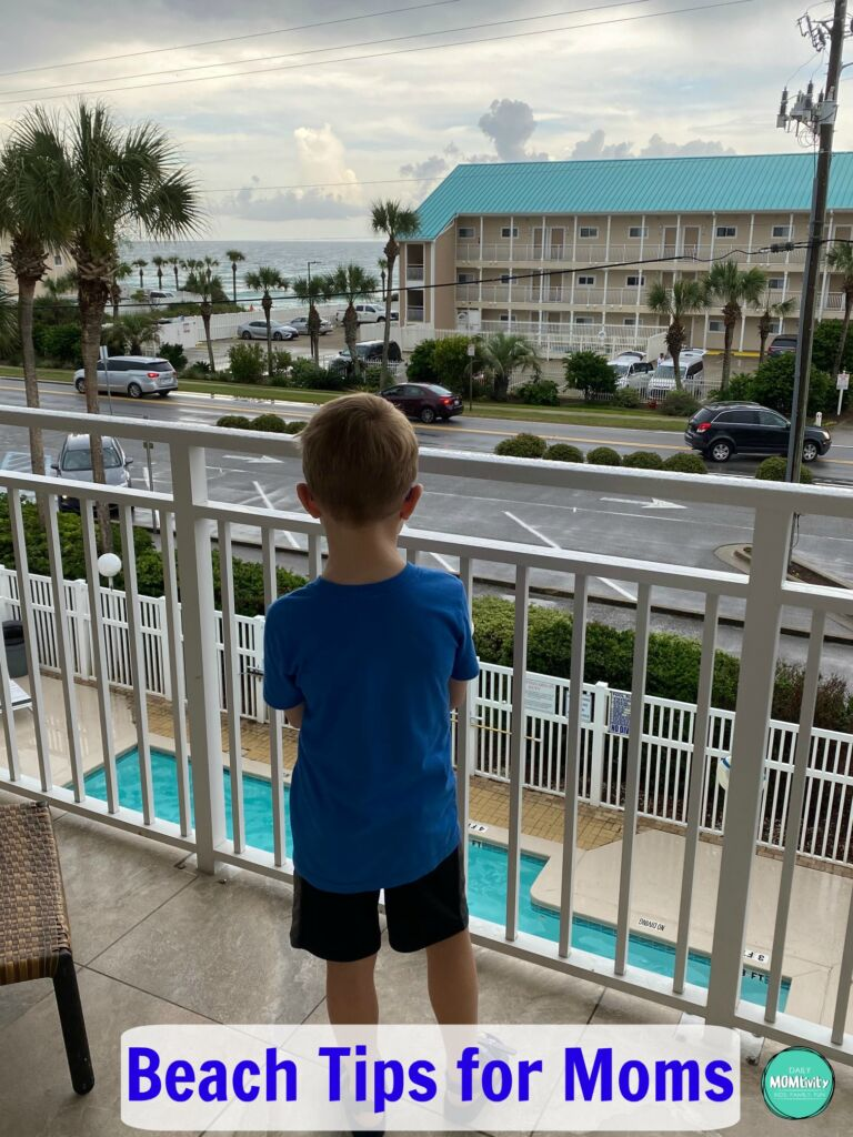 Beach Tips for Moms and Dads