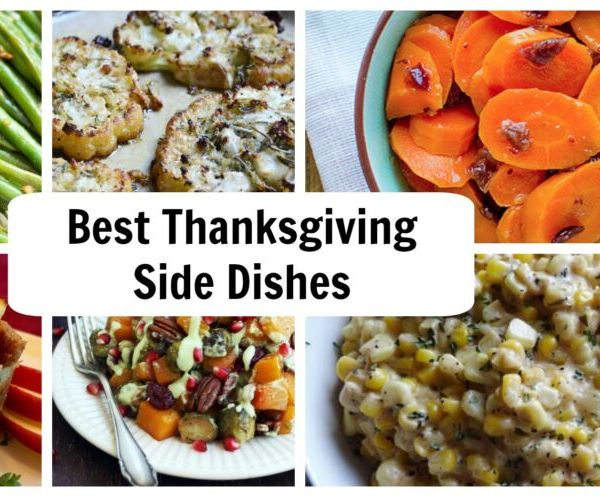 Best Thanksgiving Sides Your Family Will Love