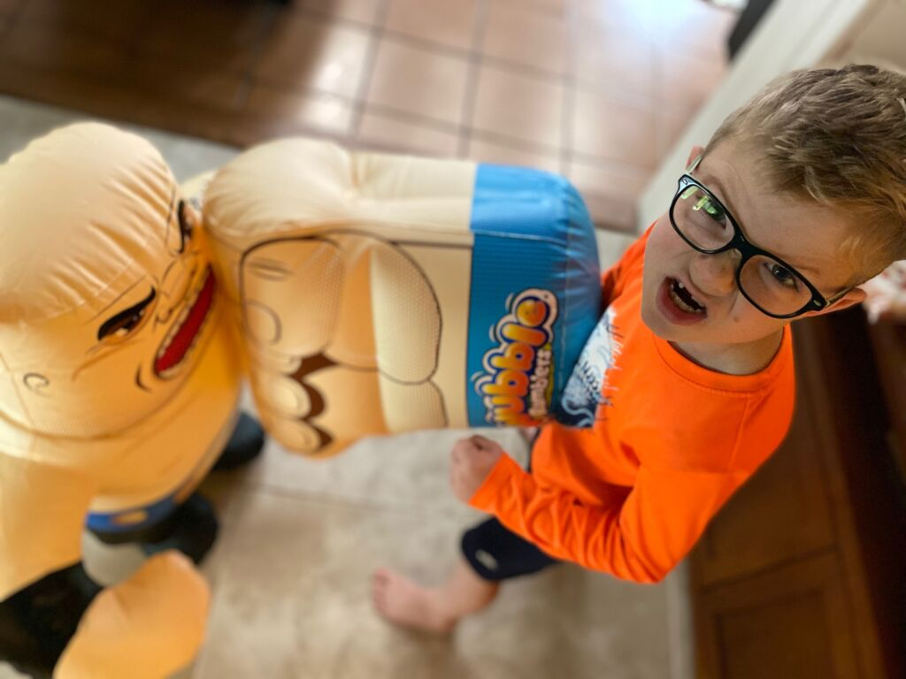 Wubble Rumblers for Kids