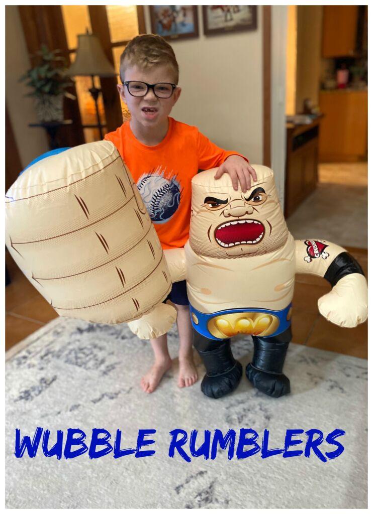 Wubble Rumbers For Kids, These Wubble Rumbers make great gift ideas for kids! #WubbleRumblers
