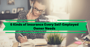 Insurance Every Self-Employed Owner Needs