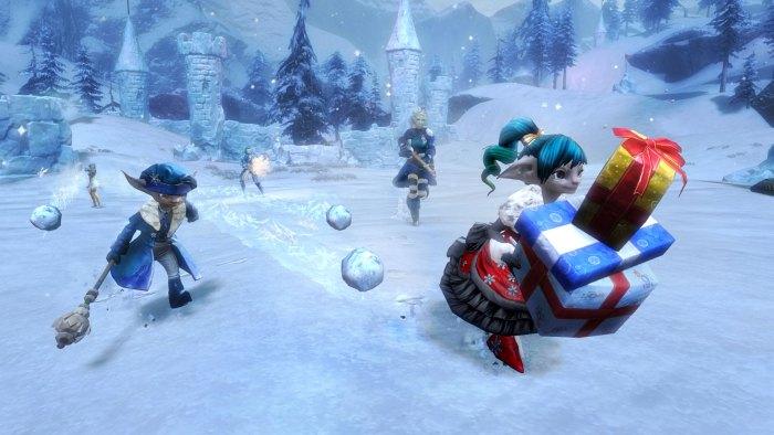 Guild Wars II Noel