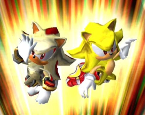Logo Sonic DBZ