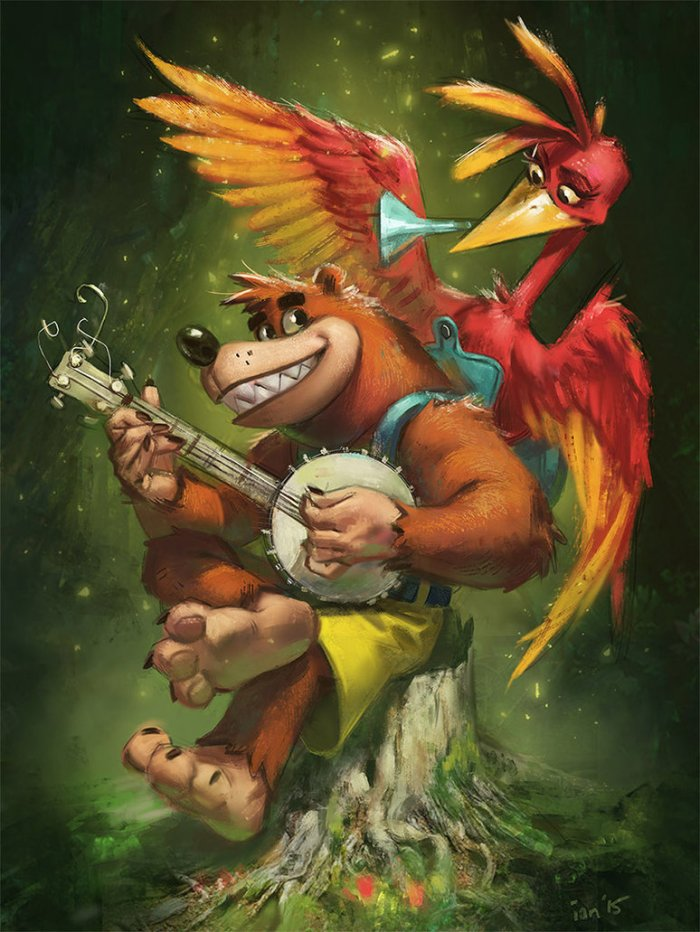 banjo-et-kazooie