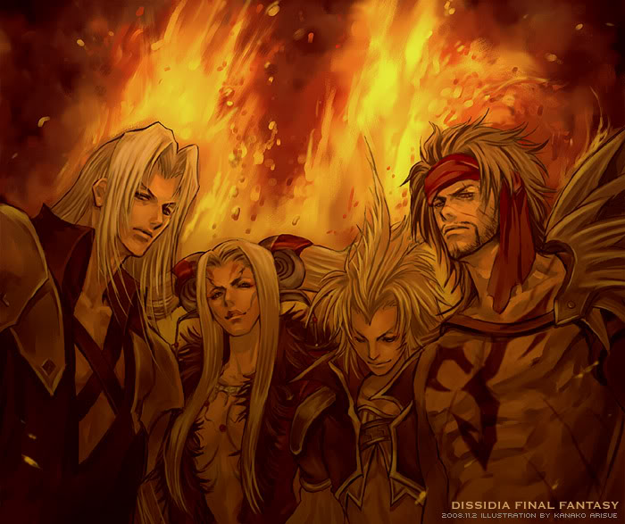 Sephiroth Ultimecia Kuja Jecht.jpg