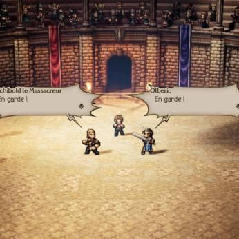 Archibold vs Olberic 7
