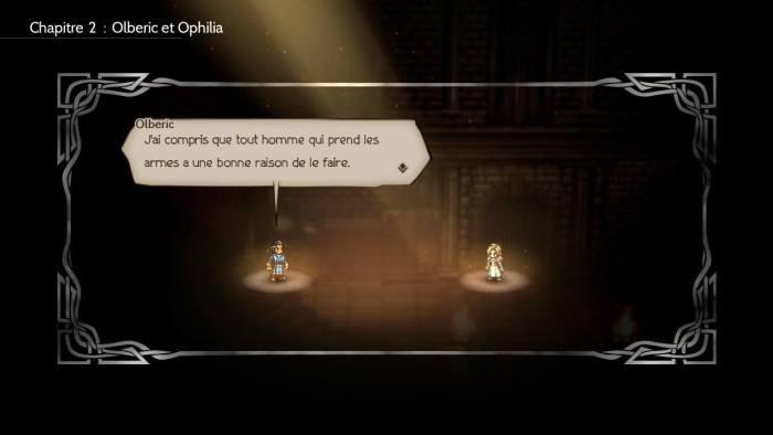 Chapitre 2 Olberic et Ophilia 4