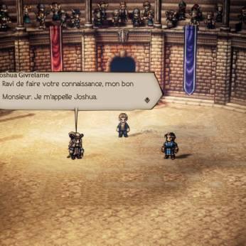 Joshua vs Olberic 3