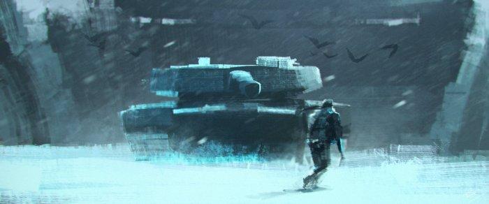 Snake Solid vs Tank Metal Gear.jpg