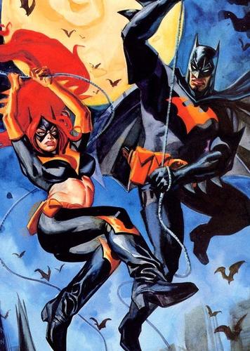 Logo Batman Thrillkiller