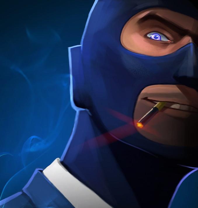 Team Fortress II Spy