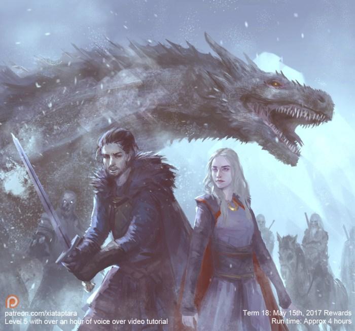 Jon et Daenerys.jpg