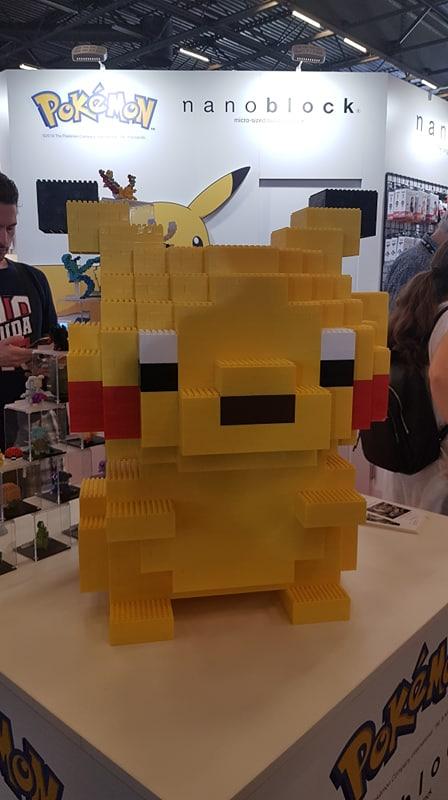 Nanoblock Japan Expo