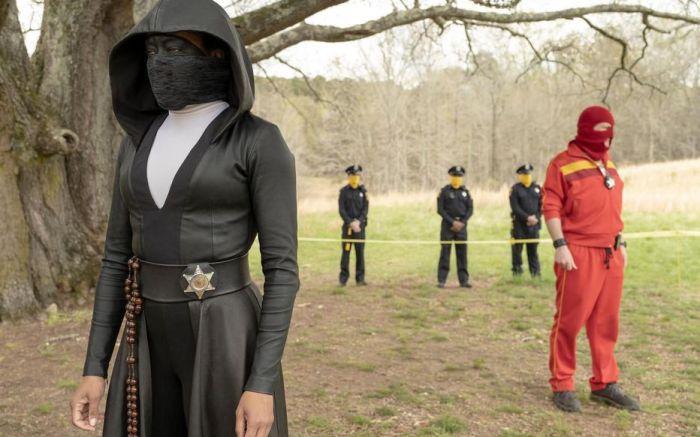 Soeur Nuit Watchmen série HBO