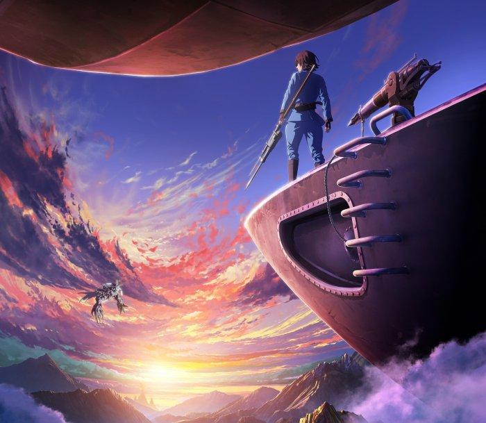 Mika Drifting Dragons
