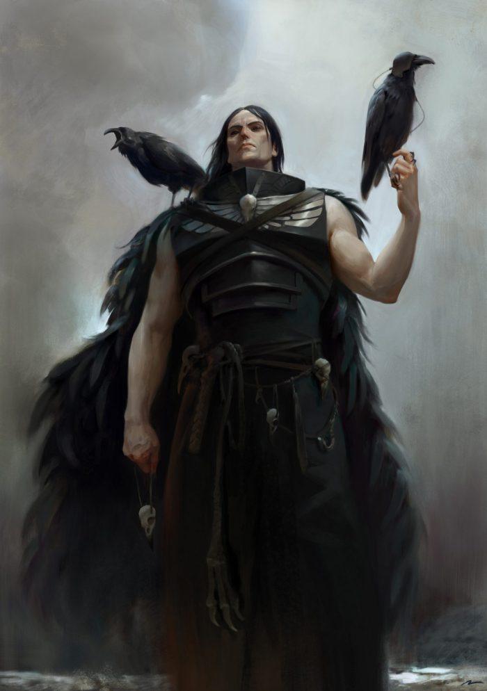 Corvus Corax Primarque