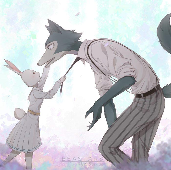 Haru Beastars