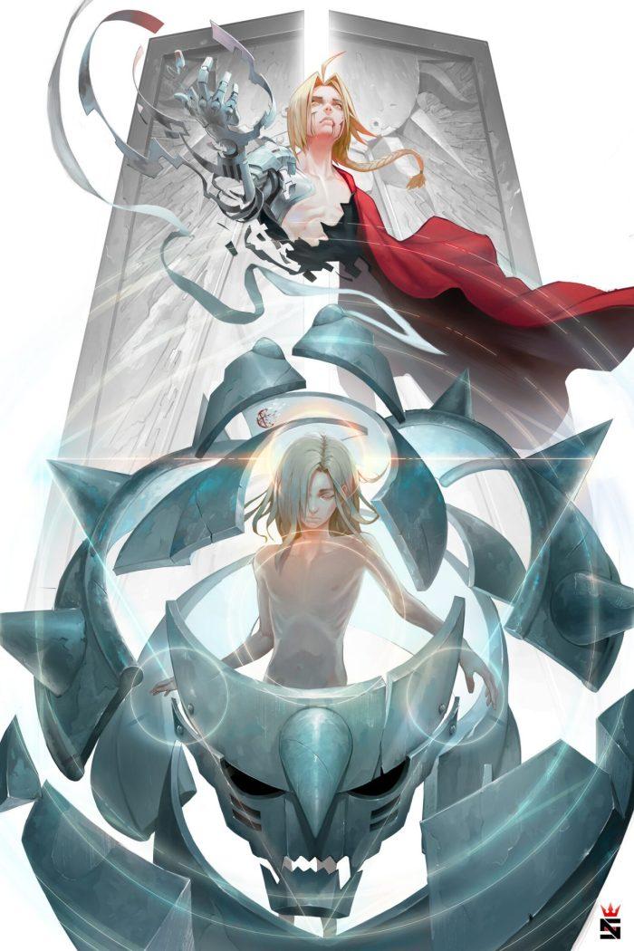 Full Metal Alchemist - Kabbale