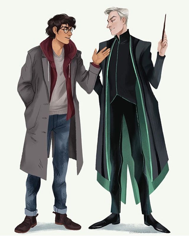 Harry Draco