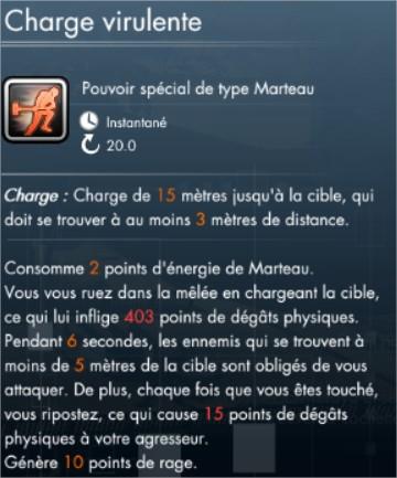Secret World Legends - Charge Virulente