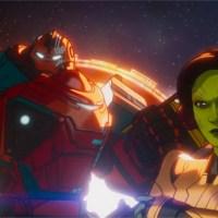 What If: l'épisode perdu avec Gamora et Tony Stark